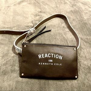 3/$10 KENNETH COLE REACTION Vegan Leather Fanny